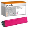 Prindo Toner-Kit magenta (PRTKYTK550M) ersetzt TK-550M