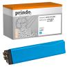 Prindo Toner-Kit cyan (PRTKYTK550C) ersetzt TK-550C
