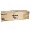 Kyocera TD80C | 10000 Seiten, Kyocera Toner+Entwickler, cyan