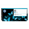 HP INC. C4961A | 83 | UV, HP INC. Druckkopf, cyan