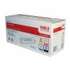OKI 43698501 | Combopack 4er Set, OKI Tonerkassette, schwarz, magenta, gelb und cyan
