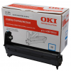 OKI Fotoleitertrommel cyan (43870023)