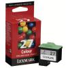Original Lexmark 010NX227E / NO 27HC Tinte Color (Original)