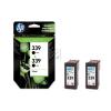 Hewlett Packard Tintenpatrone 2x schwarz High-Capacity (C9504EE, 2x 339)