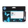 HP Tintenpatrone cyan (C9452A, 70)