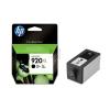 HP Tintenpatrone schwarz HC (CD975AE, 920XL)