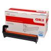 OKI Fotoleitertrommel cyan (46507415)