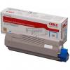 OKI Toner-Kit cyan HC (46443103)