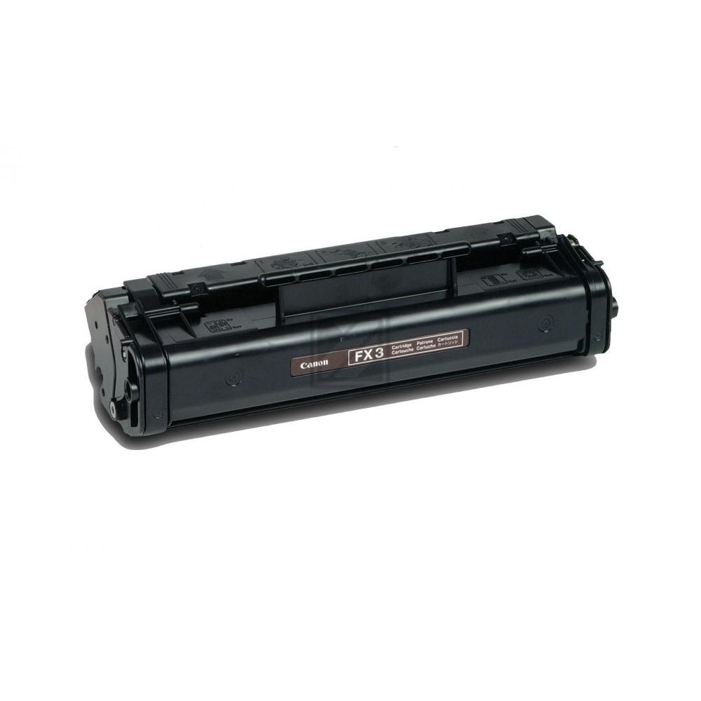 Original Canon 1557A003 / FX-3 Toner Black