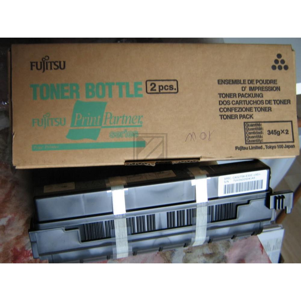 Fujitsu CA02758-C300, Fujitsu Toner, schwarz