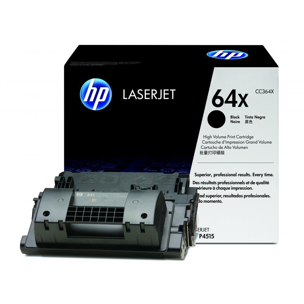 Original HP CC364X / 64X Toner Black
