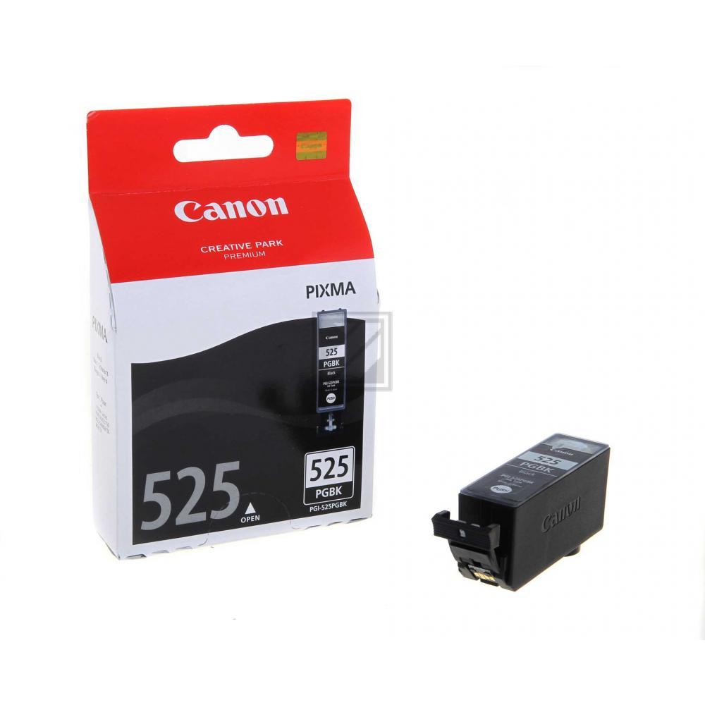 Canon Tintenpatrone schwarz photo (4529B001, PGI-525PGBK)