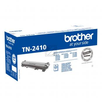 Original Brother TN-2410 Toner schwarz