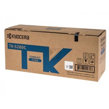 Original Kyocera 1T02WCNL0 / TK-5280C Toner Cyan (Original)