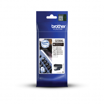 Original Brother LC3239XLBK Tinte Schwarz XL (Original)