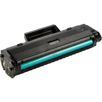 W1106A HP LJ 107A CARTRIDGE BLACK / W1106A // 1.000 Seiten