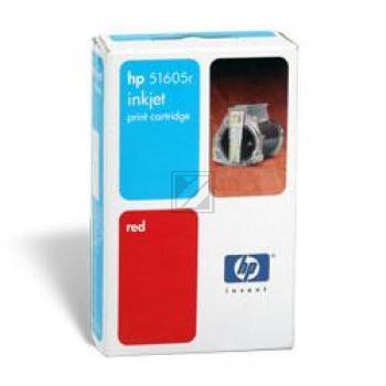 HP THINK/QUIETJET TINTE ROT , Kapazität: 500