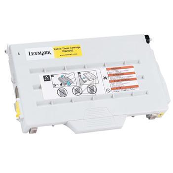 Lexmark 15W0902 | 7200 Seiten, Lexmark Tonerkassette, gelb