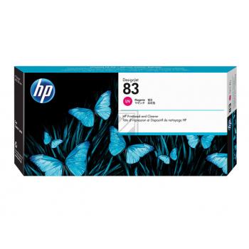 HP 83 | UV, HP Druckkopf und Cleaner, magenta
