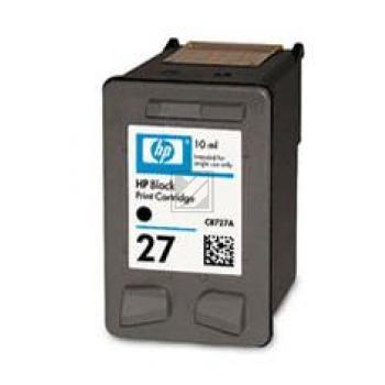 Hewlett Packard Tintenpatrone schwarz High-Capacity (C8727AE, 27)