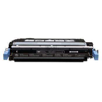 Original HP Q6460A / 644A Toner Schwarz