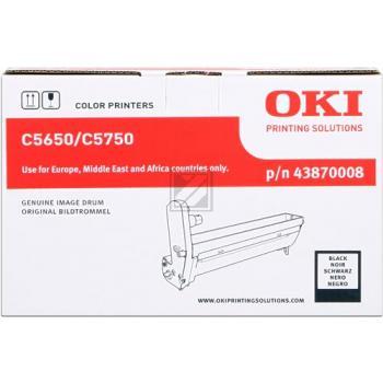 OKI Fotoleitertrommel schwarz (43870008)
