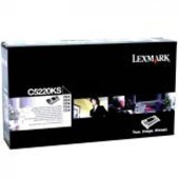 Lexmark Toner-Kartusche schwarz (C5220KS)