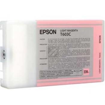 Epson Tintenpatrone magenta light High-Capacity (C13T563600 C13T603C00, T603C)