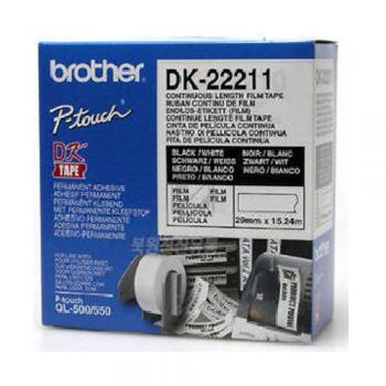 Original Brother DK-22211 P-Touch (Endlos-Etikett, Film)