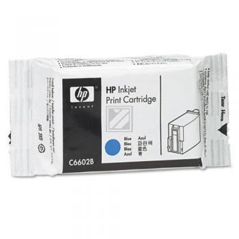 Original HP C6602B Tinte Blau