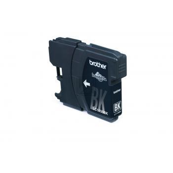Brother Tintenpatrone 2x schwarz 2-er Pack (LC-1100BKBP2)