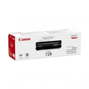Original Canon 3500B002 / EP728 Toner Schwarz