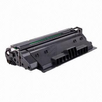 Original HP CF214A / 14A Toner Black