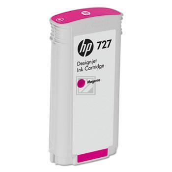 Original HP B3P20A / 727 Tinte Magenta