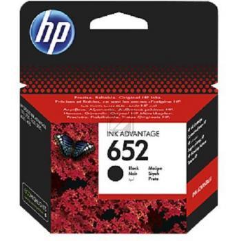 Original HP F6V25AE / 652 Tinte Schwarz
