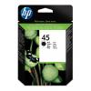 HP 45 | 42ml, HP Tintenpatrone mit hoher Reichweite, schwarz