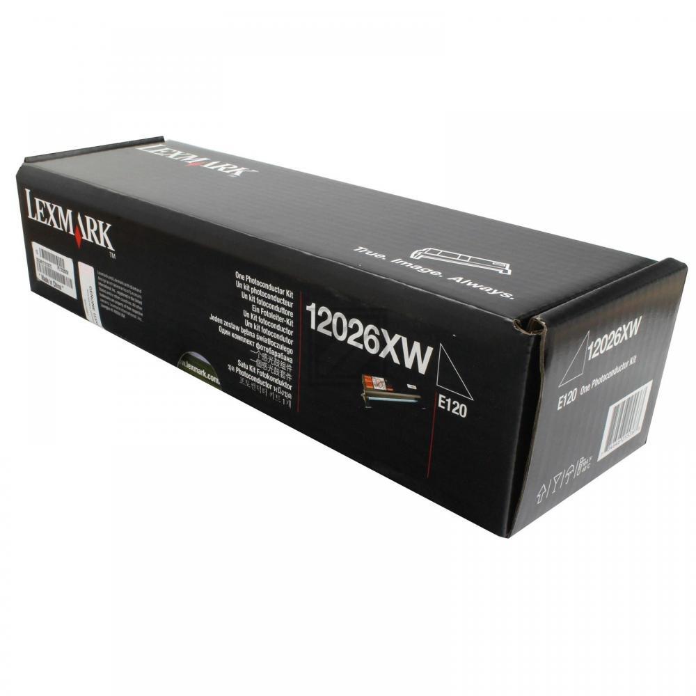 Lexmark Fotoleitertrommel (12026XW)