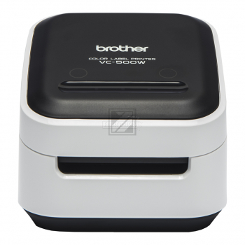 Brother P-Touch Color VC-500 W