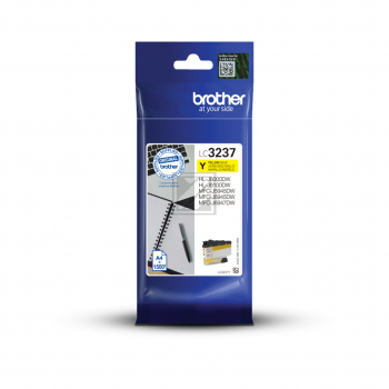 Original Brother LC3237Y Tinte Gelb (Original)