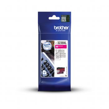 Original Brother LC3239XLM Tinte Magenta XL (Original)