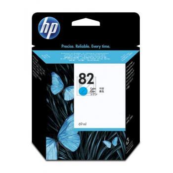 HP 82 | 69ml, HP Tintenpatrone, cyan