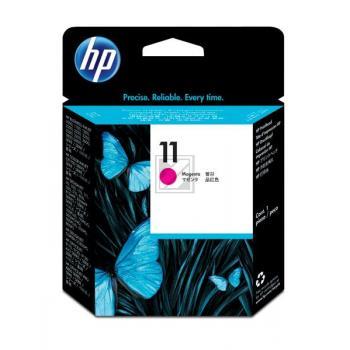 Original HP C4812A / 11 Tinte Magenta