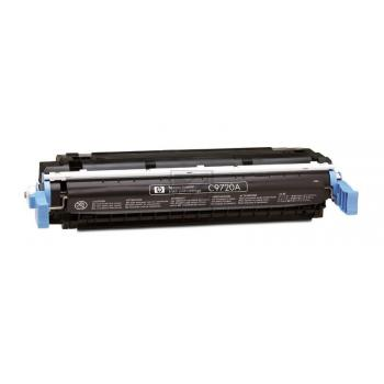 Original HP C9720A Toner Black