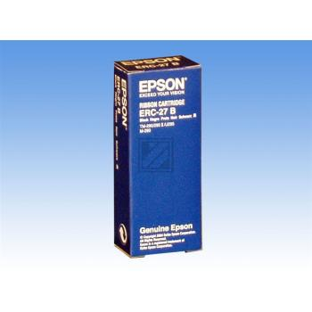 Original Epson C43S015366 / ERC-27-B Farbband Schwarz