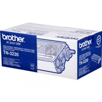 Original Brother TN-3230 Toner Schwarz