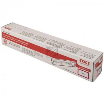 OKI Toner-Kit magenta High-Capacity plus (43459370)