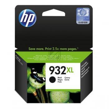 Original HP CN053AE / 932XL Tinte Schwarz XL