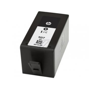 Original HP T6M19AE / 907XL Tinte schwarz