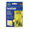 Brother LC1000Y | 400 Seiten, Brother Tintenpatrone, gelb