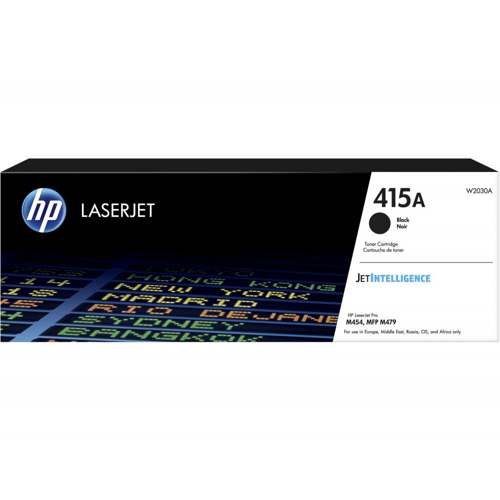 HP Toner-Kartusche JetIntelligence schwarz (W2030A, 415A)
